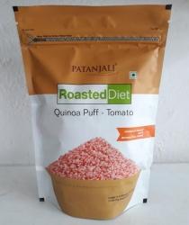 Patanjali Roasted Diet Quinoa Puff - Tomato 80 gms
