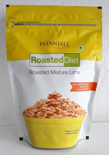 Patanjali Roasted Diet Mixture Lime 125 gms
