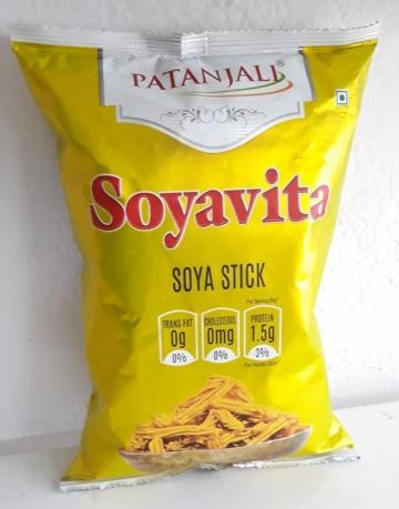 Patanjali Soyavita Soya Stick  100 gms