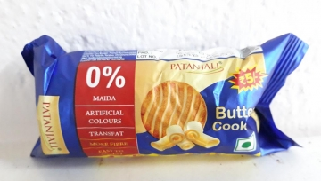 Patanjali Butter Cookies 46 gms