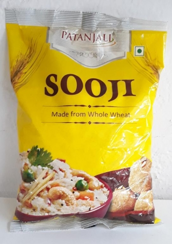 Patanjali Sooji Made from Whole Whe