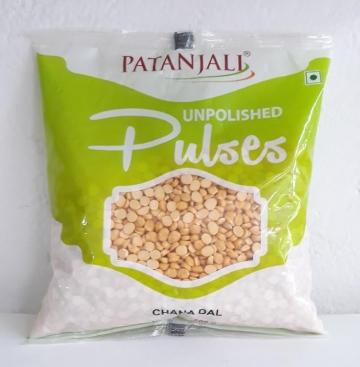 Patanjali Chana Dal 500 g
