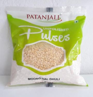 Patanjali Moong Dal Dhuli 500g