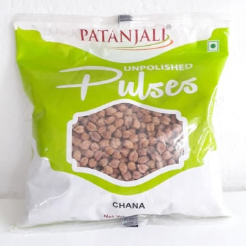 Patanjali chana unpolished 500 gm