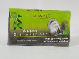 Patanjali Super Dishwash bar  280gm