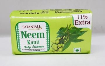 Patanjali Neem Kanti Body Cleanser  50gms