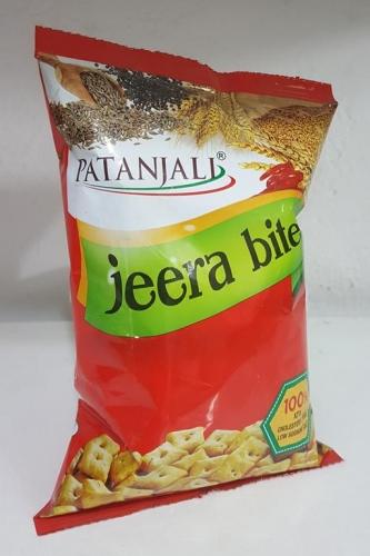 Patanjali Jeera bites biscuit 65 gms