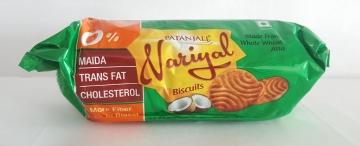Patanjali Nariyal Biscuits 100 gms