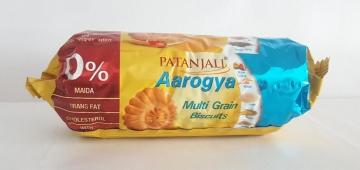 Patanjali Aaroya Multi Grain Biscuits 100 gms