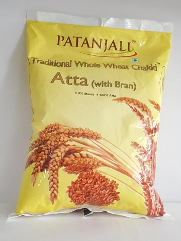 Patanjali Whole Wheat Chakki Attaa-