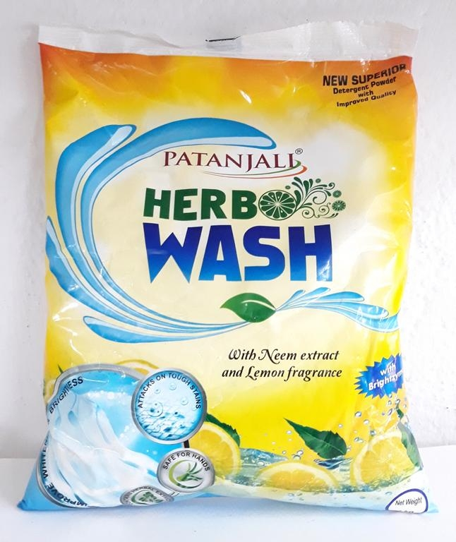 Patanjali Superior powder Herb Wash 1 kg - HOME CARE