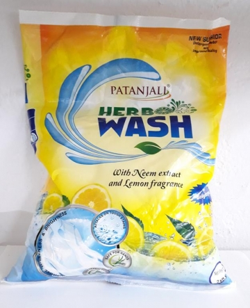 Patanjali  Superior powder Herb Wash 2kg