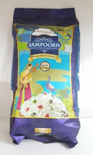 Patanjali  Sampoorn Basmati Rice 1
