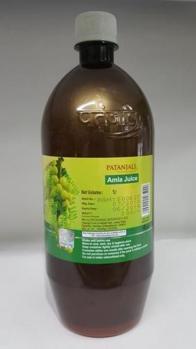 Patanjali Amla Juice 1 ltr