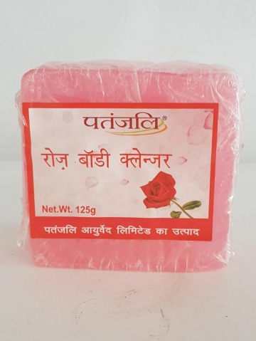 Patanjali - Rose Body Cleanser - 12