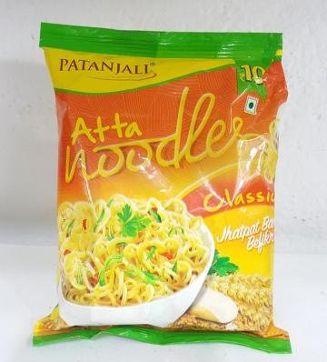 Patanjali  Atta Noodles-Classic 60