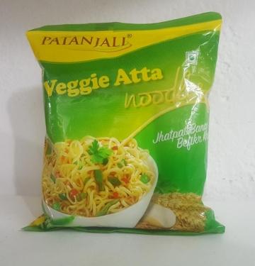 Patanjali  Atta Noodles-Veggie Atta