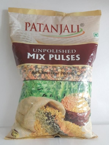Patanjali  Mix Pulses 1 kg