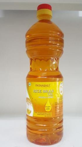 Patanjali   Rice Bran Oil 1lit