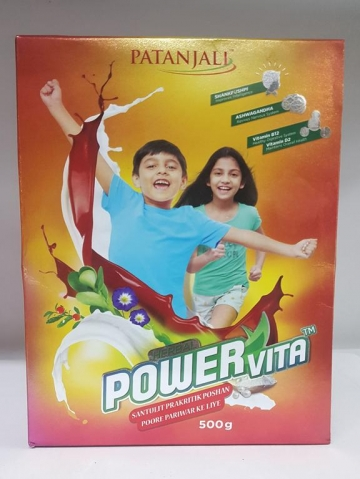 Patanjali  Powervita 500 gm