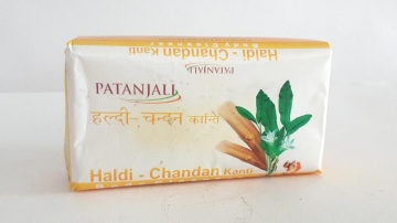 Patanjali Haldi Chandan Kanti 150 gm