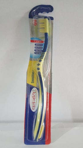 Patanjali Sensitive + Tooth Brush