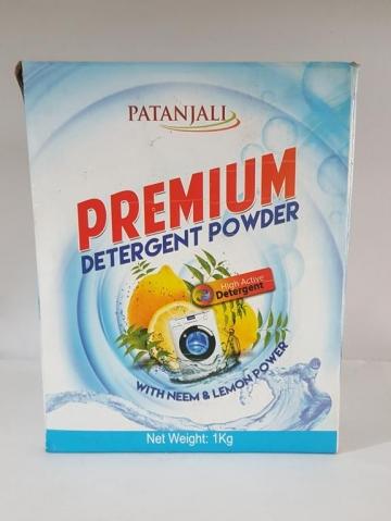 Patanjali  Premium Detergent Powder 1 kg