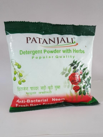 Patanjali   popular Detergent Powder 250 gm
