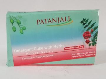 Patanjali Popular Detergent Cake 125 gm
