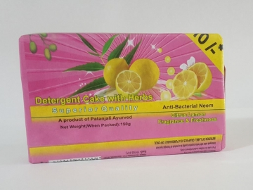Patanjali  Superior Detergent Cake 150 g