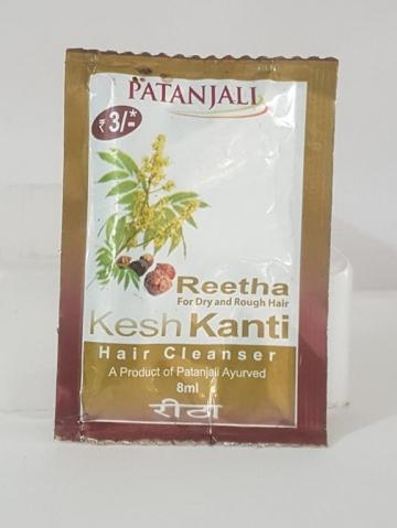 Patanjali Reetha Hair Cleanser 8 ml