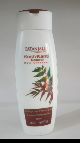 Patanjali Natural Hair Cleanser 200