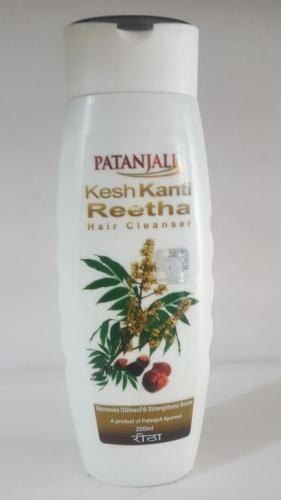 Patanjali Reetha Hair Cleanser 200 ml