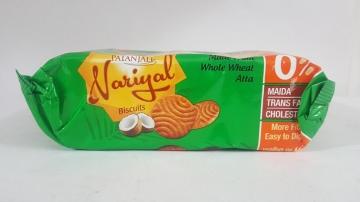 Patanjali  Nariyal Biscuits 300 gm