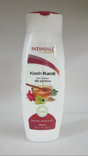 Patanjali  Kesh Kanti Silk  And Shi