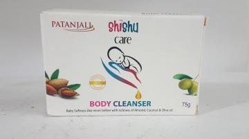 Patanjali   Shishu Care Body Cleanser 75 gm