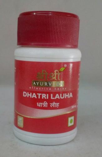 Sri Sri  Dhatri Lauha 30 tab