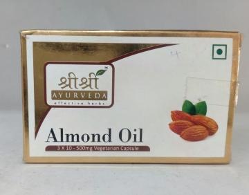 Sri Sri  Almond Oil 15 gm