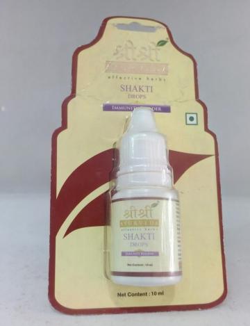 Sri Sri  Shakti Drops 10 ml