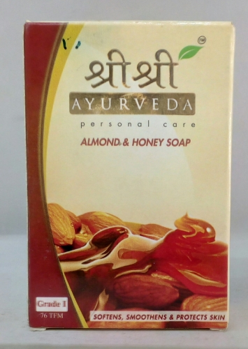 Sri Sri  Almond&Honey Soap 100 gm