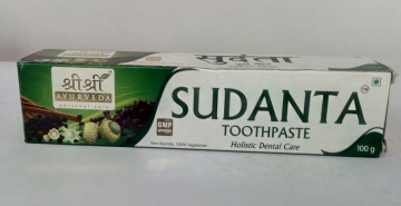 Sri Sri Sudanta Tooth Paste 100 gm
