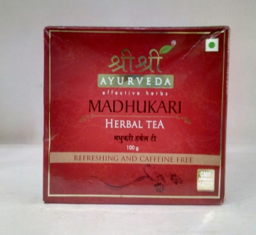 Sri Sri Madhukara Herbal Tea 100 gm