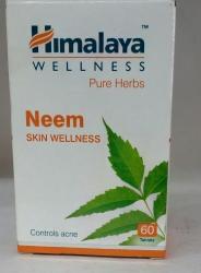 Himalaya Neem Skin Wellness 60 TAB