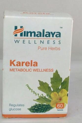 Himalaya Karela Metabolic Wellness 60 tab