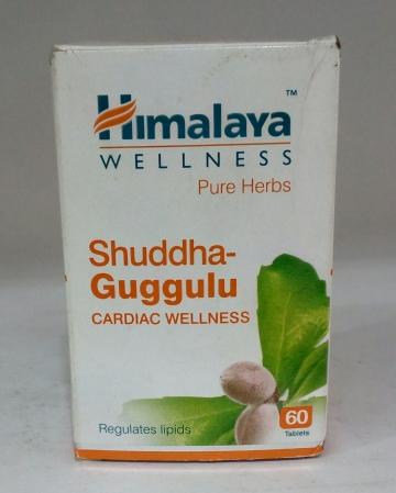 Himalaya Shuddha Guggulu Cardiac We