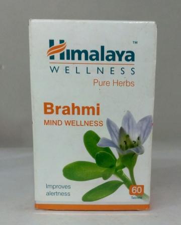 Himalaya Brahmi Mind Wellness 60 tab