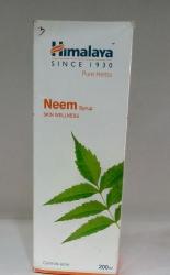 Himalaya Neem Syrup Skin Wellness 200 ml