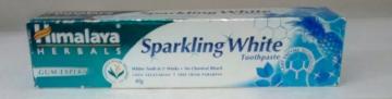 Himalaya's Sparkling White Gum Expert 80 gm