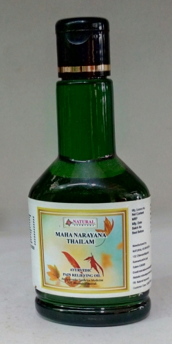 Natural Maha Narayana Thailam 120 ml