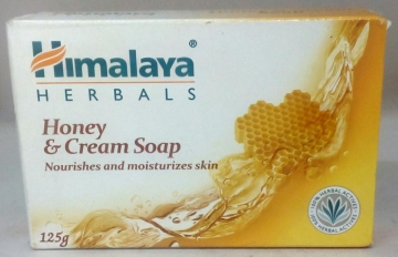 Himalaya Honey & Cream Soap 125 gm